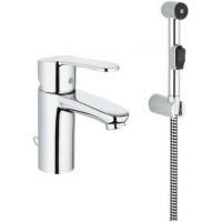 Смеситель Grohe Eurostyle Cosmopolitan 23549000 для раковины с гигиеническим душем