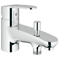 Смеситель Grohe Eurostyle Cosmopolitan 33614002 на борт ванны