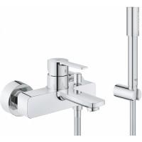 Смеситель Grohe Lineare 33850001 для ванны с душем