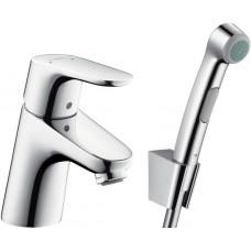 Душевой комплект Hansgrohe Focus E2 31926000 для раковины с гигиеническим душем