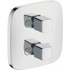 Переключатель потоков Hansgrohe PuraVida iControl 15777000 для ванны с душем