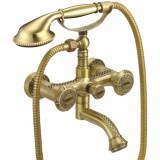Смеситель Lemark Jasmine LM6614B для ванны с душем