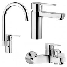 Комплект для ванной VitrA Fuga A49139EXP