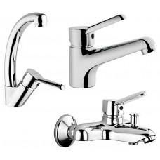 Комплект для ванной VitrA Viva A49136EXP