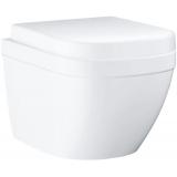 Унитаз Grohe Euro Ceramic 39206000 подвесной безободковый