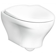 Унитаз Gustavsberg Estetic Hygienic Flush GB1183300S3030 подвесной безободковый с микролифтом