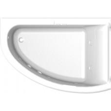 Ванна из искусственного камня Astra-Form Анастасия R, белая
