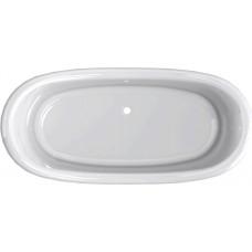 Ванна из искусственного камня Astra-Form Мальборо, белая