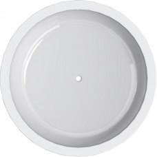 Ванна из искусственного камня Astra-Form Олимп, белая