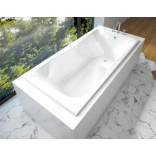 Ванна из искусственного камня Эстет Бета 170x80